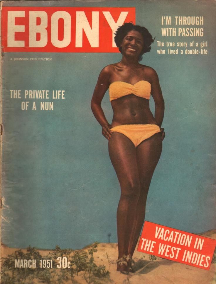 Vintage Ebony Magazines 102