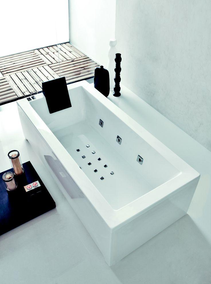 Keops bath by Acquaidro