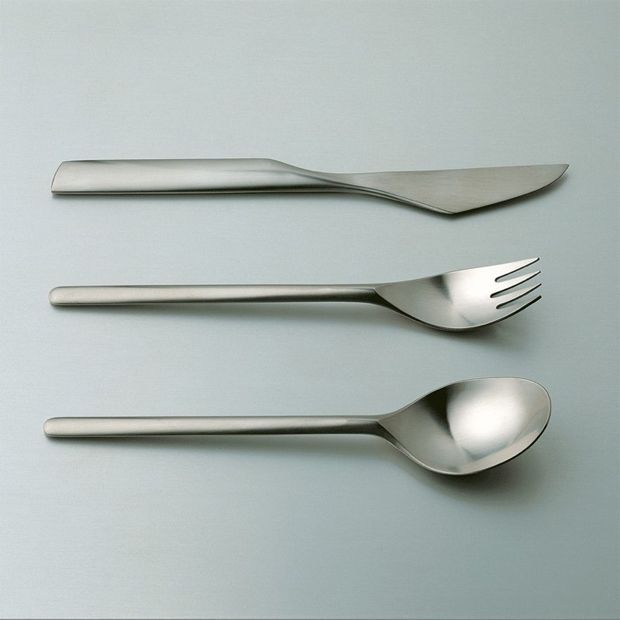 Stainless steel Cutlery for Rosenthal by Tapio Wirkkala