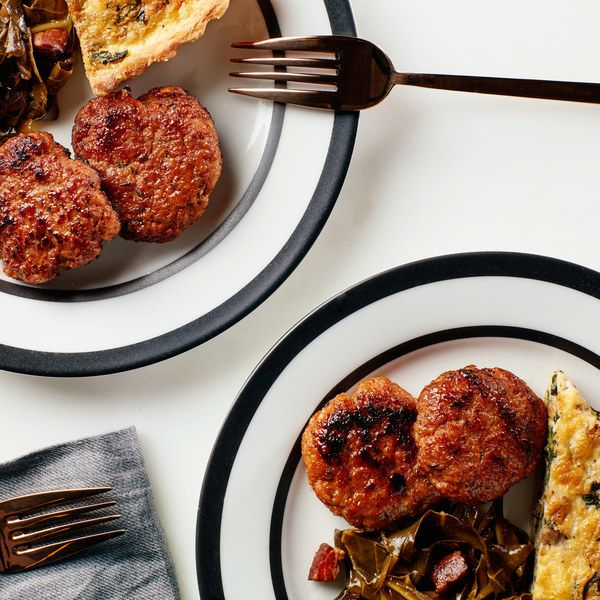 Maple Andouille Breakfast Sausage