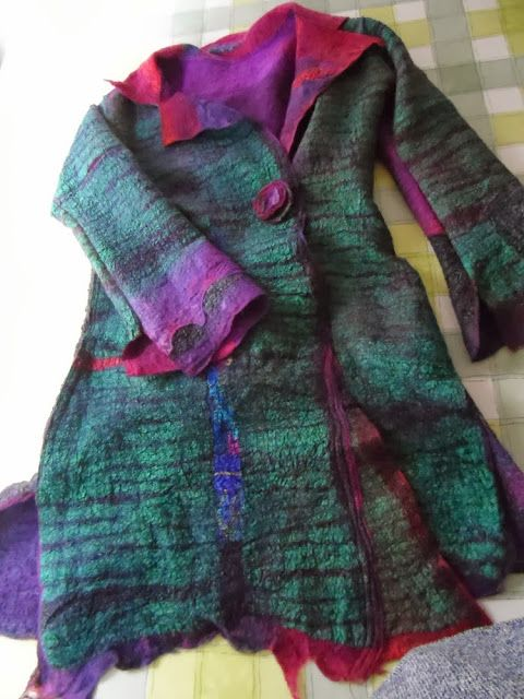 Felters Journey: Stash Buster Duster part 2