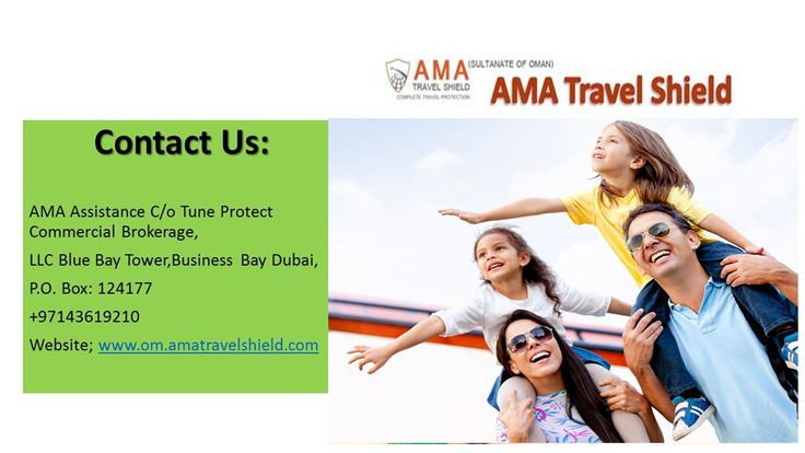 Get Best International Travel Insurance in  Oman from AMA Travel Shield : http://www.om.amatravelshield.com/