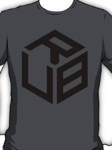RUB cube T-Shirt by 3xL.