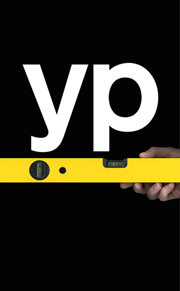 Reviewed: New Logo and Identity for YP by Interbrand