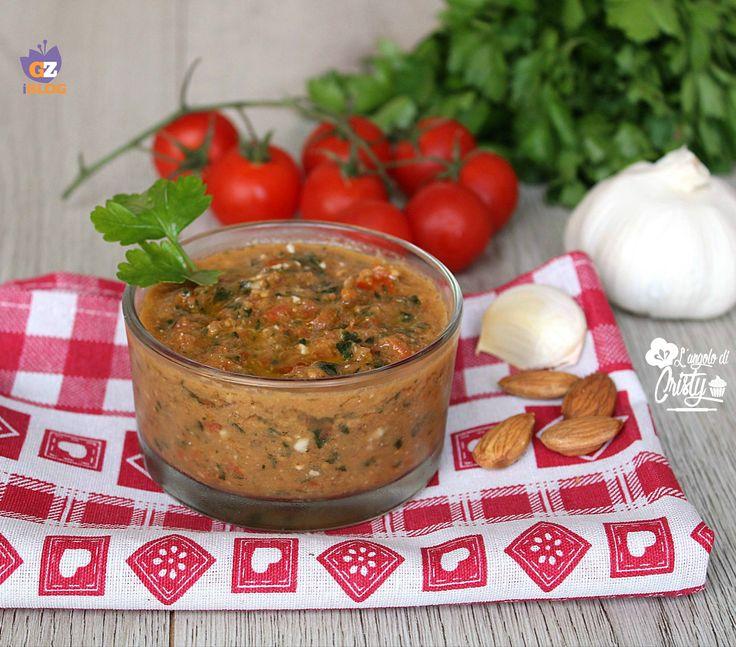 PESTO+ALLA+TRAPANESE+ricetta+tipica
