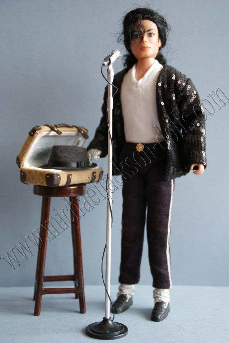 Michael Jackson doll dioramas | Dangerous era overview ...