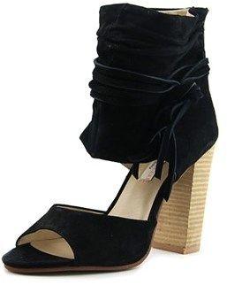 Chinese Laundry Kristin Cavallari Leigh-2 Open Toe Suede Sandals.
