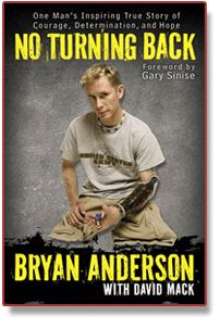 Bryan Anderson | Iraq War Veteran, Triple Amputee, USA Cares spokesman.