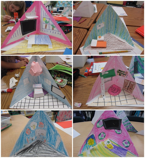 Sunny Days In Second Grade Dream Room Design Project And Link To Enrichment Pack