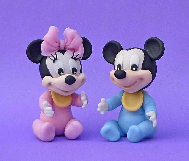 19 best Baby Minnie Mouse and Mickey Mouse images on Pinterest ...
