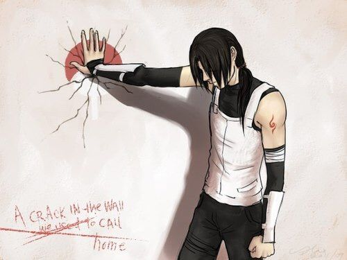 Image via We Heart It #anbu #itachi #uchiha