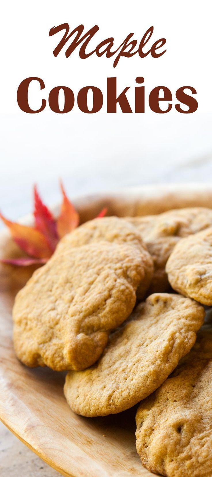 25+ best ideas about Maple cookies on Pinterest | Maple ...