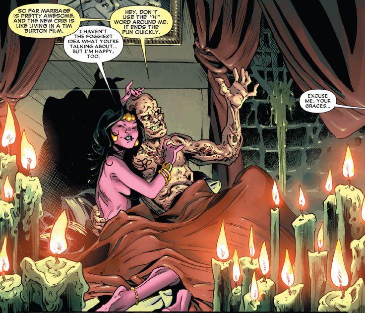 89 best Shiklah images on Pinterest   Marvel comics, Deadpool and ...