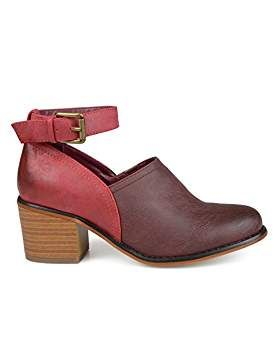 9efca068a53 Womens Faux Leather Wood...