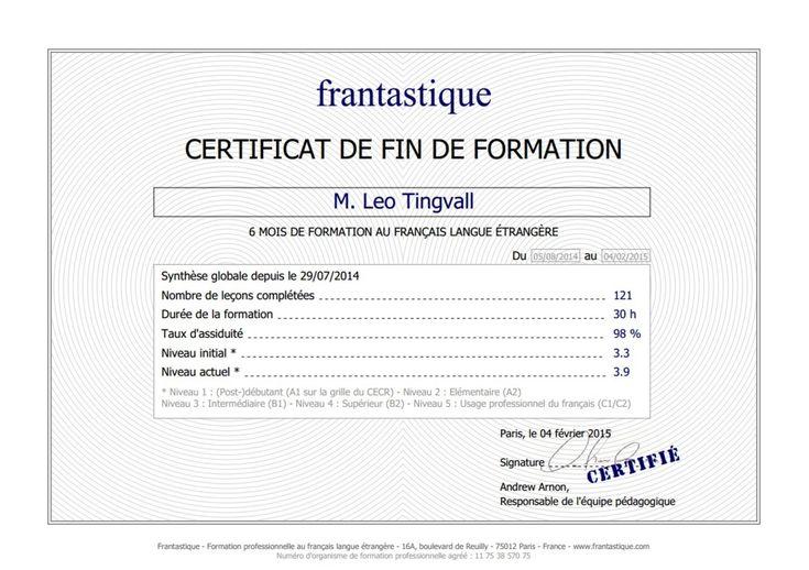 Frantastiqueでフランス語を学ぶ  メール、物語、あなたに合わせた添削で、フランス語を毎日学びましょう。各レッスンでは、フランコフォンの世界を探索するヴィクトル・ユーゴーの冒険を追います。コースはユーモアに溢れ、実用的で、様々な種類のアクセントが使われています。当社のレッスンは入門レベルを終了した初心者(15歳以上)に合わせて作成されています。