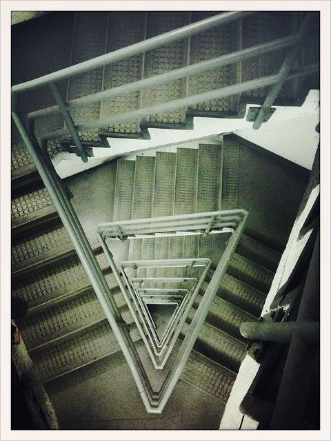 Stairs | Open me. Climb me. | Pinterest | Triangles ...