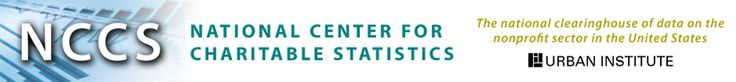 NCCS - 1 million of registered charities in the U.S by 2010. More detail in the link.
