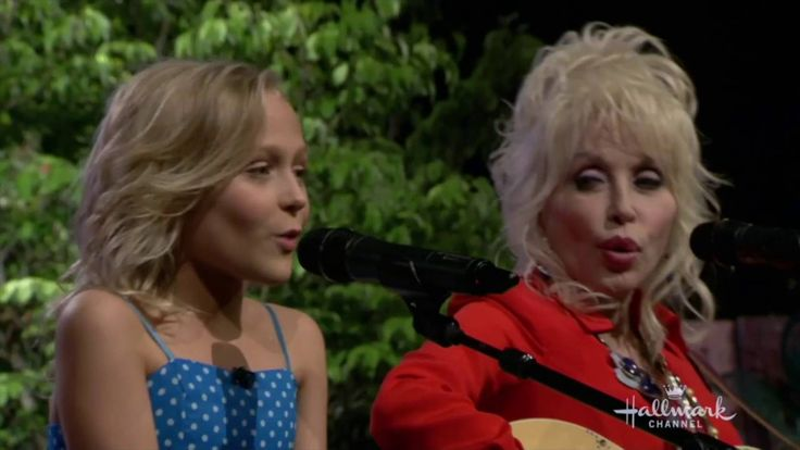 """Dolly and Aly Lind """"Angel Hill"""" get out the tissues. This song is amazing and heartbreaking all at the same time. Dolly is an amazing songwriter"""