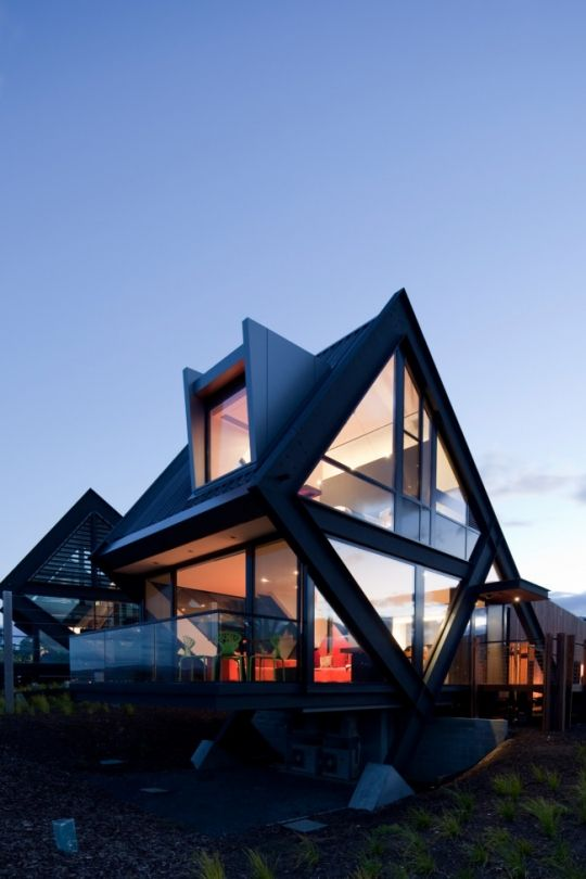 The Pavilions at MONA, Tas. One of eight of the best luxury Australian escapes - Vogue Living
