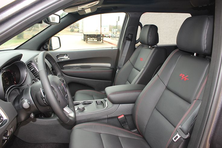 Dodge Durango RT. #interior