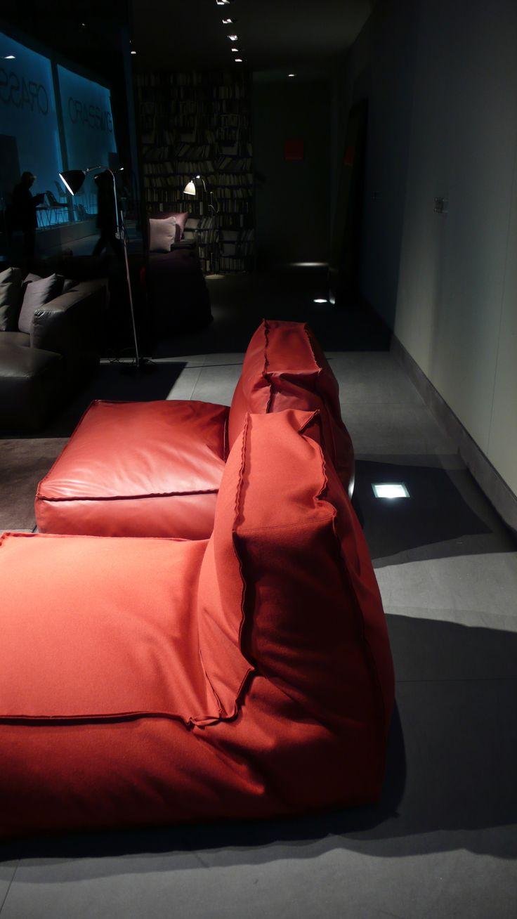 Red Zoe at Salone del Mobile 2008