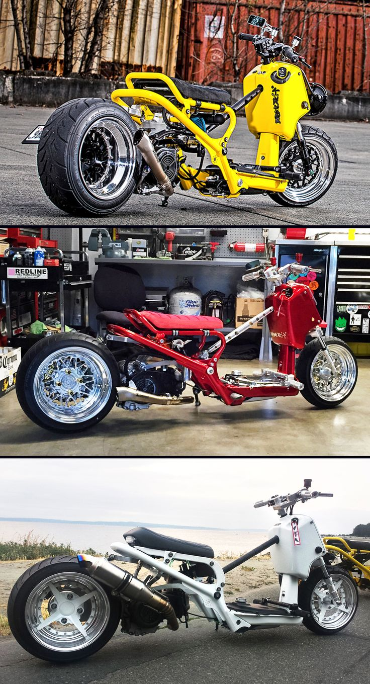 """FRESH FRIDAYS: 10TH EDITION   Fresh Fridays!!! Featuring the boys from TRIKSPEED, from Seattle. @spriggan380 @quoc_tran@datamas Thx for your continuous support!! We love your rides.   Goddes & She """"Respect My Fresh""""  Fresh Fridays, brought to you by Rucksters.com"""