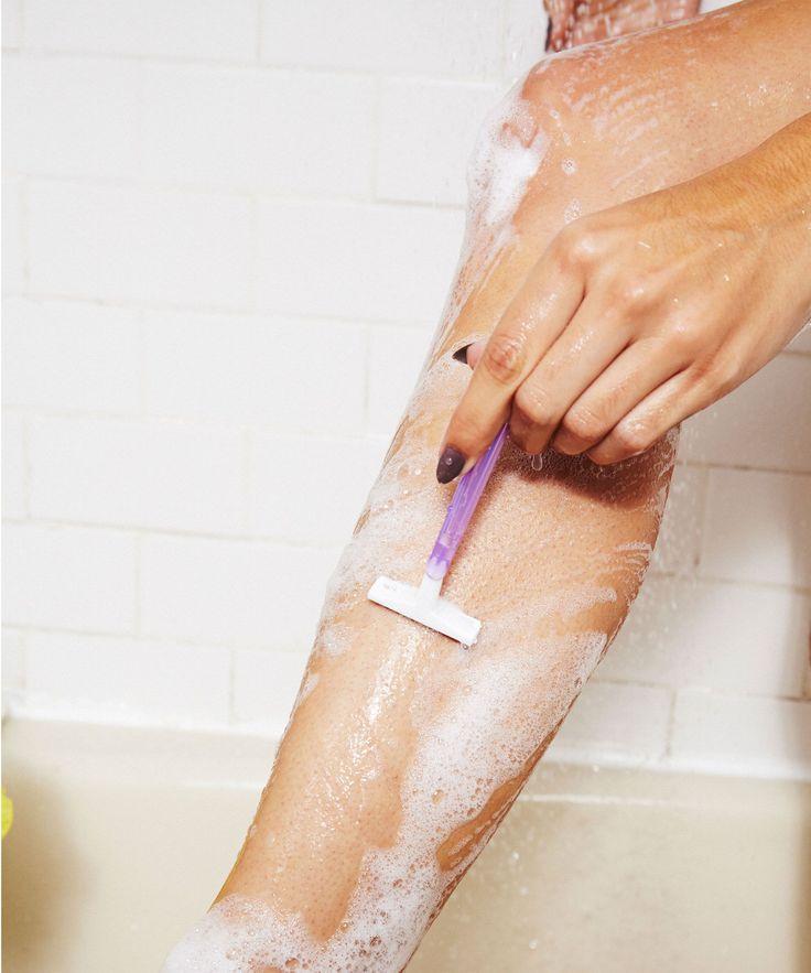 Should You Exfoliate Before You Shave? | Exfoliate legs ...