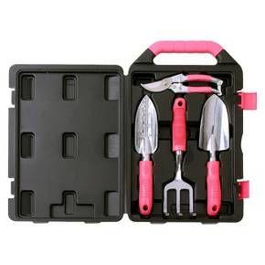 Apollo Tools Pink Garden Tool Kit - 4pc : Target