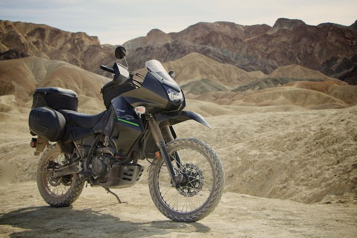 KLR 650 - The real way around                              …
