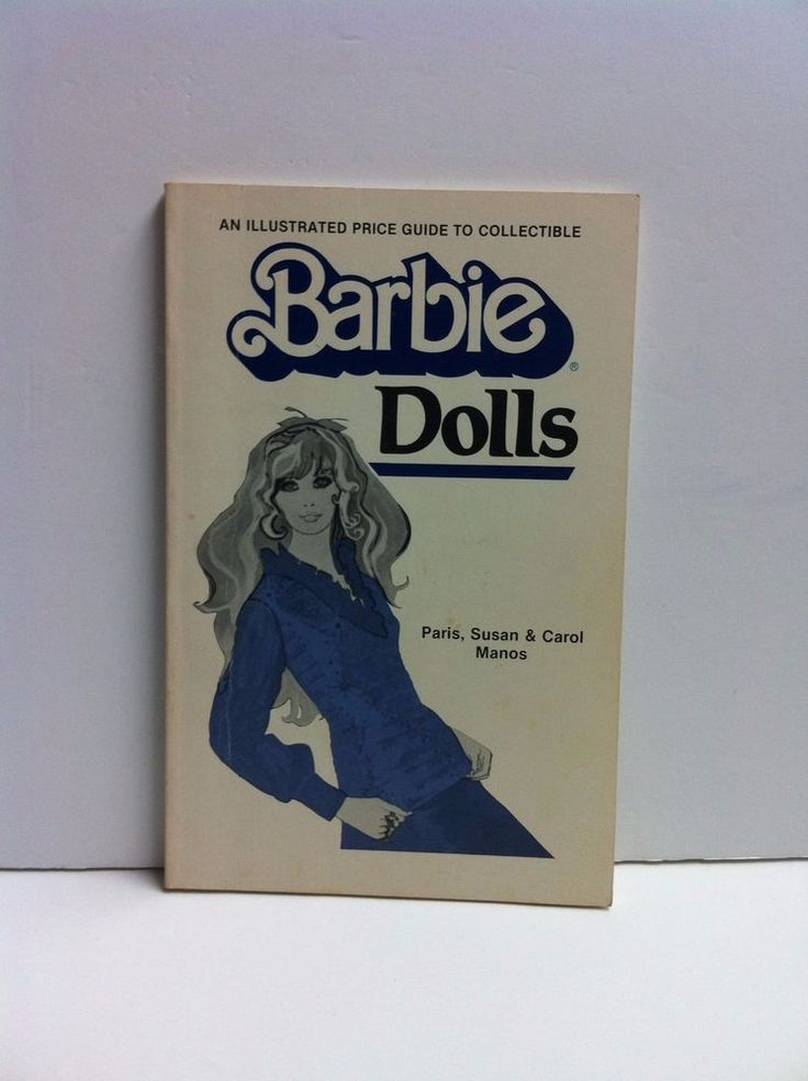 111 best Barbie - A - Books for Collecting images on Pinterest ...