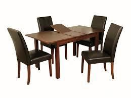 Hartford Acacia DINING SET with brown chair, Hartford Acacia furniture, Hartford acacia  DINING SET with brown chair, acacia  DINING SET with brown chair