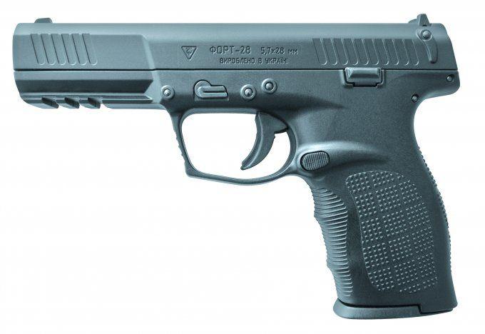 5 7 Mm Pistolet Fort 28 Pistol Fort Hand Guns