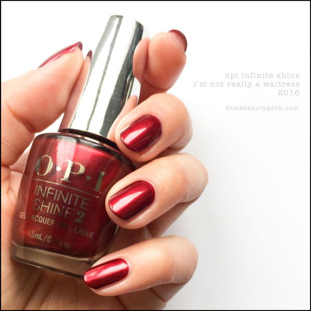 Opi Nail Envy Just My Look: OPI INFINITE SHINE ICONIC COLLECTION FALL 2016 SWATCHES