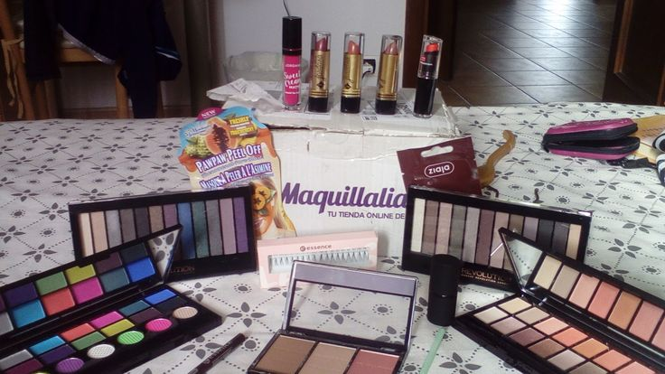 Hi guys, Check out my new blog post on my latest haul, and you can get some ideas for your new makeup purchase! ;)