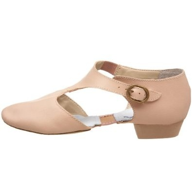 jazz dance shoes softest leather ever....no arch. made for practicing for your broadway debut sure would be comfortable.