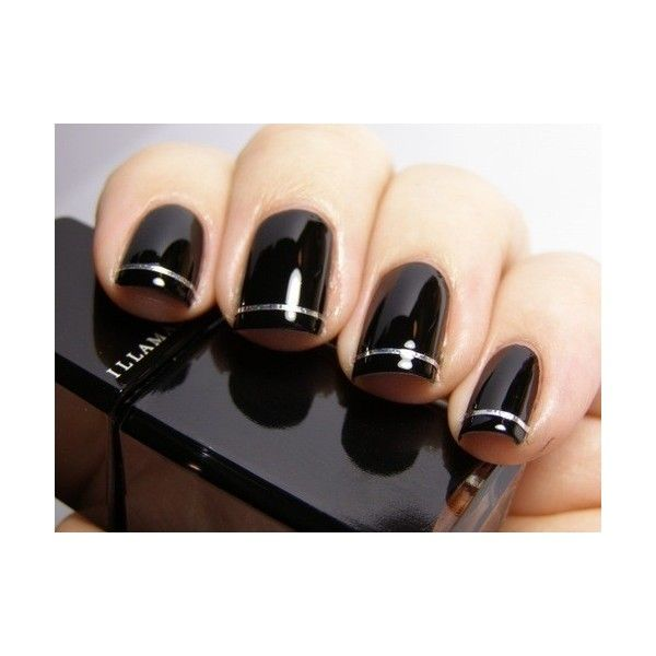 Nail art unghie Natale 2013 (Foto 3/76)   Stylosophy found on Polyvore