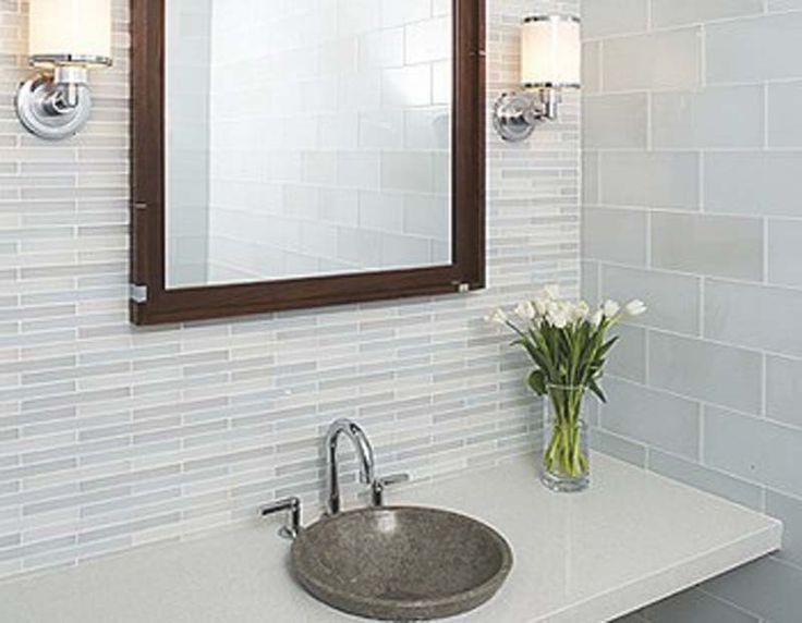 20 Minimalist Bathroom Tile Design
