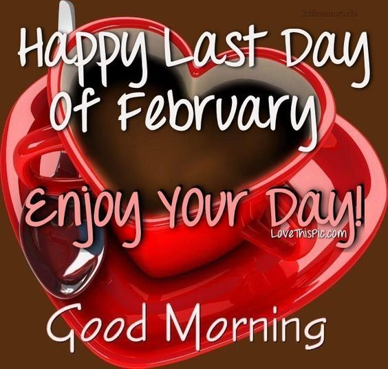 We come to the end of February and it's amazing how fast the time is going. We are entering the third month of the year can you believe it? Wishing you a wonderful day, Cherokee Billie Spiritual Advisor