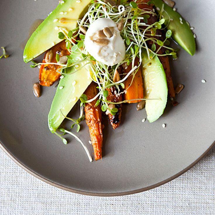 Carrot Avocado Salad Recipe on Food52 recipe on Food52