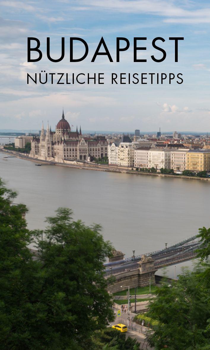 Wir zeigen dir die schönsten Sehenswürdigkeiten in Budapest und geben dir echte Insider-Tipps für deine Städtereise.