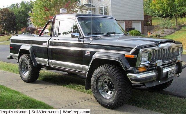 Jeep Trucks For Sale On Pinterest Jeeps Jeep Wagoneer