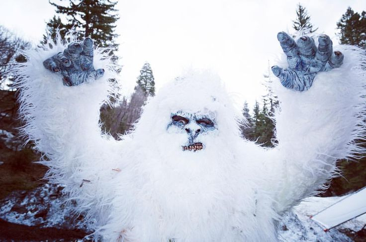 """11.7k Likes, 39 Comments - Studio C (@studioctv) on Instagram: """"YETI SIGHTING!! Watch the excitement of a snowstorm, a broke down car and the abominable snowman in…"""""""