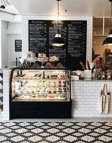 Tatte Bakery In Boston