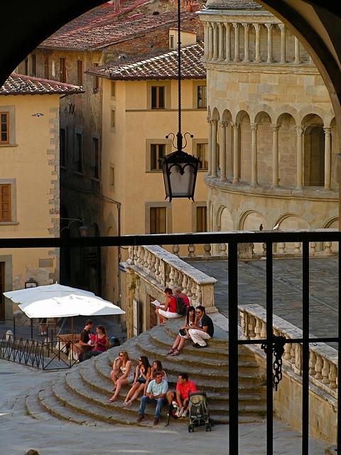 Arezzo  Italy by rondendikken, via Flickr