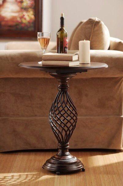 Идеальный стол для идеальной гостиной / table