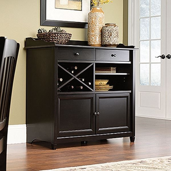 Edge Water Sideboard Estate Black * D by Sauder Woodworking is now available at American Furniture Warehouse. Shop our great selection and save!