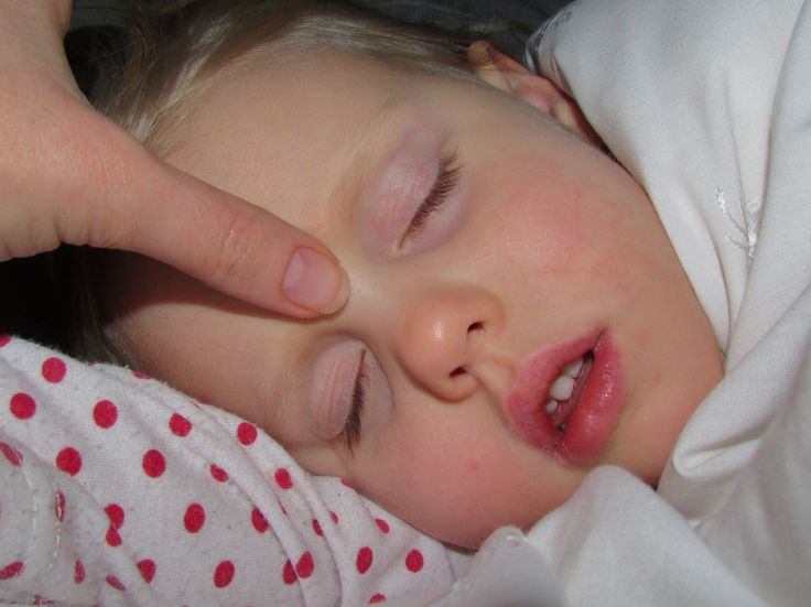 This sleep inducing acupressure point is a technique that helps your baby or child unwind and fall asleep with ease. It's like magic.