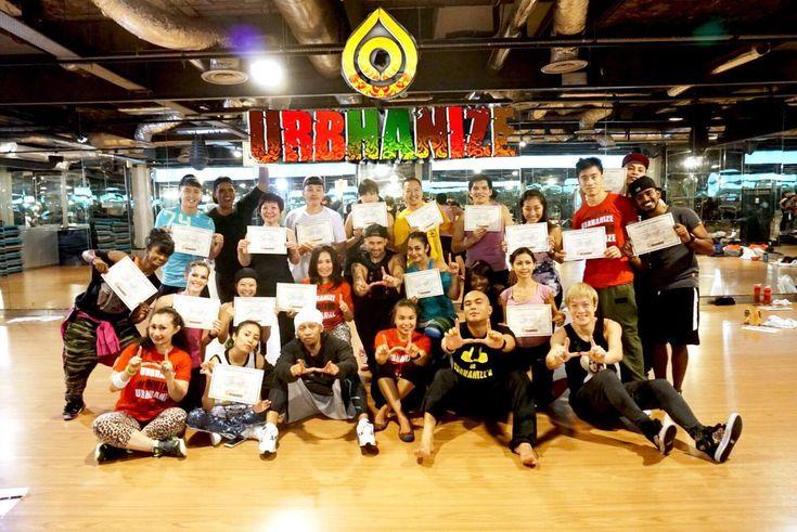 #singapore #urbhanize #dance #fitness #instructors #joinus