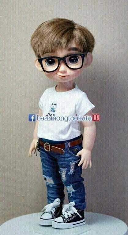So cute! Disney Animator doll