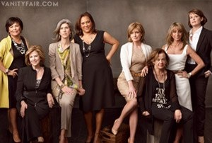 Annie Leibovitz does great group portraits!